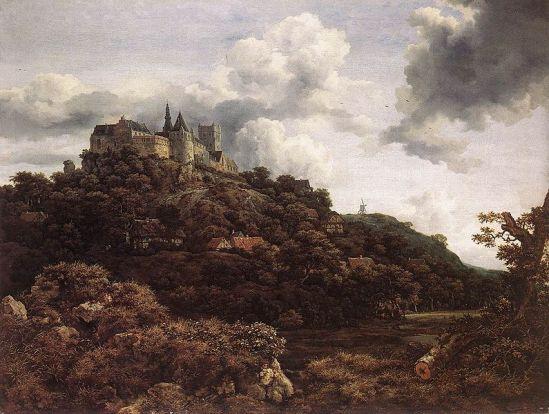795px-Il_castello_di_Bentheim_(Jacob_Van_Ruisdael)